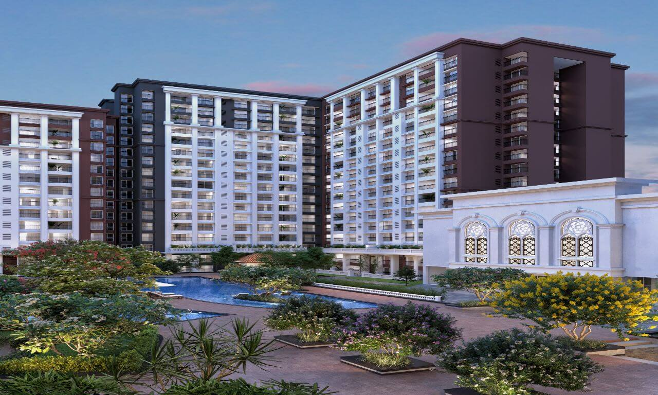 SOBHA Windsor - Pre Launch Luxury Apartments in Whitefield, East Bangalore (1)